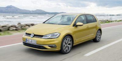 Νέο Volkswagen Golf TGI με φυσικό αέριο CNG