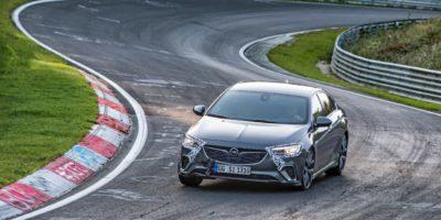 Το Νέο Opel Insignia GSi στο Nürburgring (Video)
