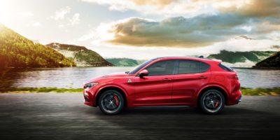 Alfa Romeo Stelvio Quadrifoglio – Παρουσίαση
