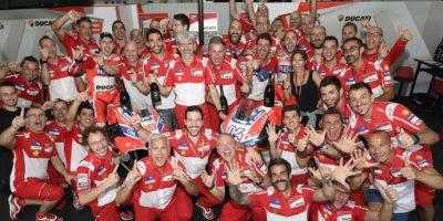 Η Ducati κάνει το 1-2 στη Μαλαισία