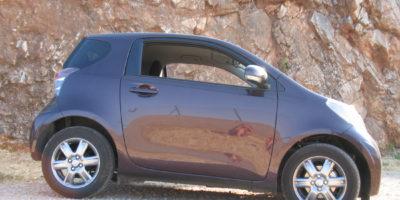Toyota IQ MY 2011 -Test Drive