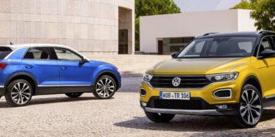 Νέο Volkswagen T-Roc