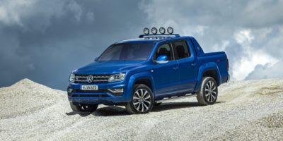 Το Volkswagen Amarok – το καλύτερο pick-up της χρονιάς 2017