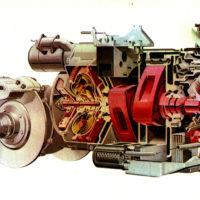 1967–77_NSU_Ro_80_Twin-Rotor_Wankel_Engine