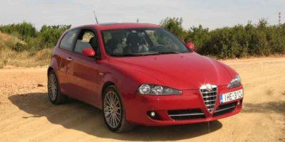 Alfa Romeo 147 1.6 TwinSpark – Test Drive