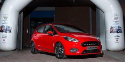 Το Ford Fiesta Είναι το Αυτοκίνητο της Χρονιάς για την Ελλάδα!