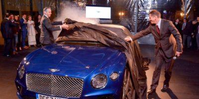 Bentley Continental GT – Video