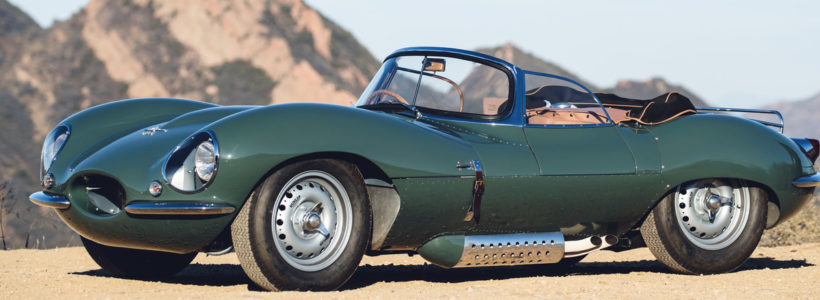 Jaguar XKSS is back!
