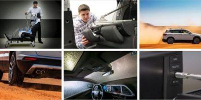 Τα μέρη ενός αυτοκινήτου SEAT σε σκληρές δοκιμές