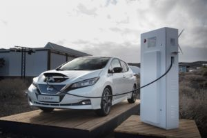 Nissan showcases Electric Ecosystem 011