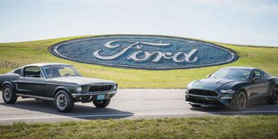 Με δύο πρεμιέρες η Ford στην έκθεση του Ντιτρόιτ