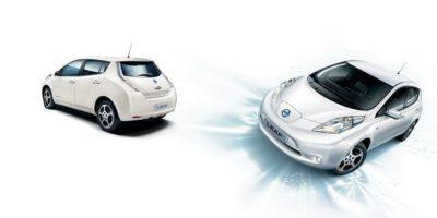 """Nissan Leaf  """"Πράσινο αυτοκίνητο της χρονιάς"""""""