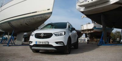Opel Mokka X 1.4 Turbo 4×4-Test Drive