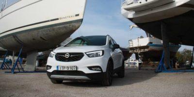 Opel Mokka X 1.4 Turbo 4×4-Test Drive