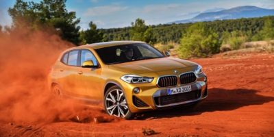 Νέα BMW X2