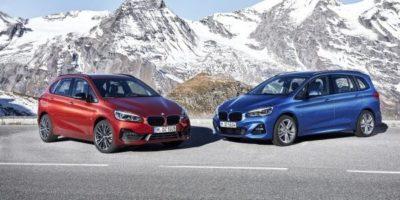 Νέα BMW Σειρά 2 Active και Gran Tourer – Νέα Μοντέλα