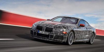 Η νέα BMW Σειρά 8 Coupe υποβάλλεται σε δοκιμές επιδόσεων σε αγωνιστική πίστα (Video)