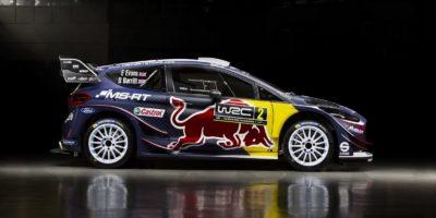 Η Ford Επεκτείνει τη Δέσμευσή της στο WRC