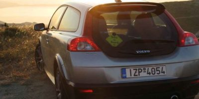 Volvo C30 T5 – Veteran Test Drive (Video)