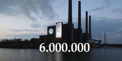Ρεκόρ παραγωγής για τη Volkswagen το 2017