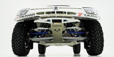 """Τα ελαστικά Yokohama """"τρέχουν"""" στο Rally DAKAR 2018"""