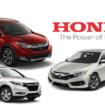 Προωθητικές ενέργειες Honda