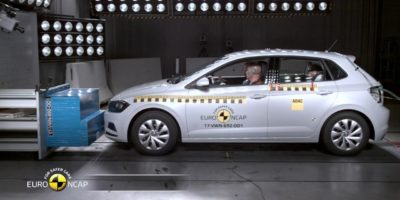 H Volkswagen στο Euro NCAP 2017 (Video)