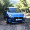Suzuki Swift 1.0 BoosterJet-Test Drive
