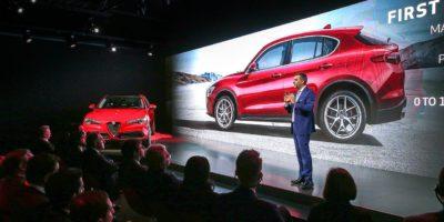 Άλλο ένα κορυφαίο βραβείο για την Alfa Romeo Stelvio.