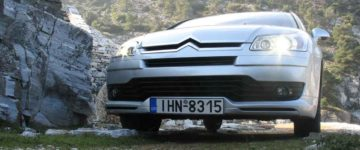 Citroen C4 VTS (+Video)- Test Drive