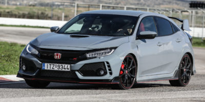 Honda Civic Type R -Νine Minutes on a track-Video