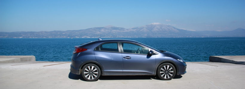 Το Honda Civic 1.6 D MY2014-Veteran Car Test