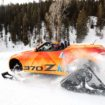"370Z Roadster ""snowmobile"" 332 ίππων (Video)"