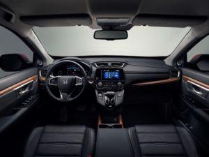 Honda CR-V Geneva Motor Show 0