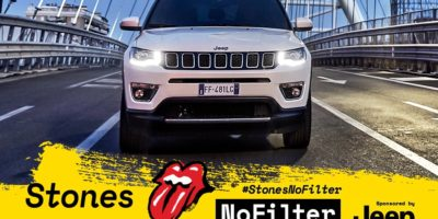 Jeep Compass και Rolling Stones On Tour