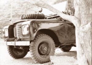 Land Rover Series III SWB 03