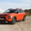 Citroen C3 Aircross 1,6D-Test Drive