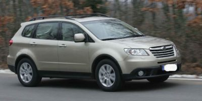 Subaru Tribeca 3.6  7-Seater-Veteran Test Drive (+Video)