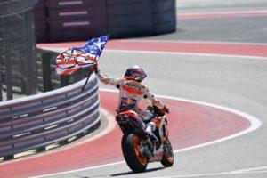 MotoGP 2018: Round Three - Circuit of the Americas, America
