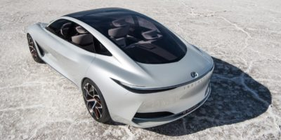 Η INFINITI με νέα πλατφόρμα ηλεκτροκίνητου οχήματος