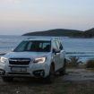 Subaru Forester 2.0 X-Test Drive (+Video)