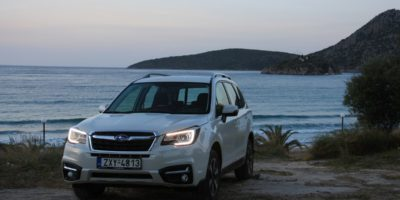 Subaru Forester 2.0 X-Test Drive (+Video)