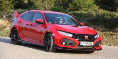 Honda Civic Type R- Test Drive (+Video)