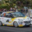 Opel Rallye Junior στο Gran Canaria