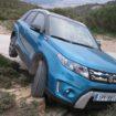 Suzuki Vitara 1.6 DDiS AllGrip Auto 6TCSS  – Test Drive