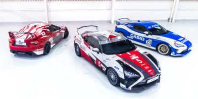 Toyota GT86 24 Hours Of Le Mans Edition (Video)