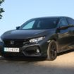 Honda Civic 1,0 129 HP-Test Drive