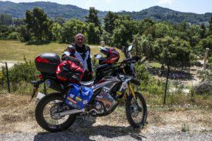 Honda Moto Archaia Olympia