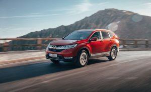 Honda 2018 CR-V (1)