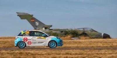 Δυναμική παράταξη της Opel στο Γερμανικό Αγώνα του WRC